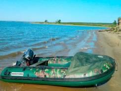 Продаю комплект: Лодка Aquasparks + Мотор Mercury 15