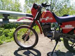 Suzuki gp125 mx125, 1999