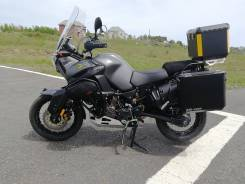 Yamaha XT 1200ZE Super Tenere, 2013