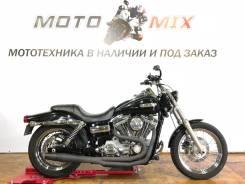 Harley-Davidson Dyna Super Glide. 1 600куб. см., исправен, птс, без пробега