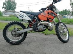 KTM 125 EXC, 2012