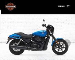 Harley-Davidson Street 500 XG500, 2016