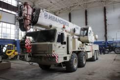 Сдается в аренду автокран Ивановец КС-69731 60 тонн 54,5 м