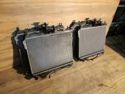 Радиатор охлаждения двигателя. Hyundai Getz, TB D3EA, D4FA, G4EA, G4EDG, G4EE, G4HD, G4HG