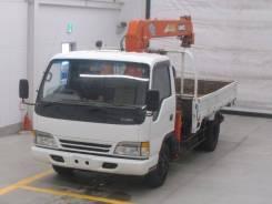 Nissan Atlas. Бортовой грузовик с манипулятором , 4 750куб. см., 4x2. Под заказ