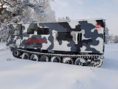 МТЛБ ТГ-126-7 Брабус, 2018