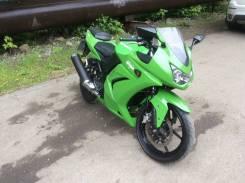 Kawasaki Ninja, 2012