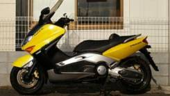 Yamaha T-Max 500 в разбор