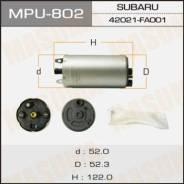 Насос топливный Masuma 100L/h, 3kg/cm2 сетка MPU-001