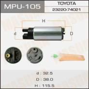Насос топливный Masuma 70L/h, 3kg/cm2 сетка MPU-002