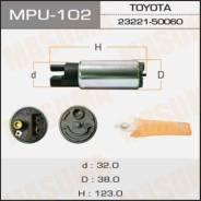 Насос топливный Masuma 120L/h, 3kg/cm2, сетка MPU-002