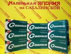 Тормозные колодки AN-767 (G-brake GP-01294) на Сахалинской