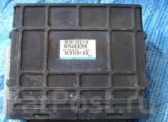 Блок управления акпп, cvt. Mitsubishi Pajero, V25W, V45W 6G74
