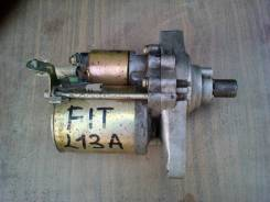 Стартер. Honda Fit L13A
