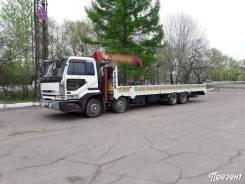 Услуги бортовых грузовиков от 2 до 12 т. с краном-манипулятором до 3т.
