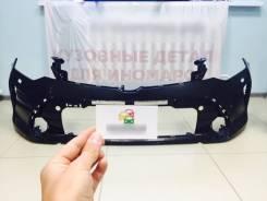 Бампер передний Тоета Камри 55 2015- в Оренбурге