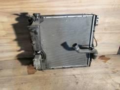Радиатор основной BMW X5 E53 m54b30 АКПП