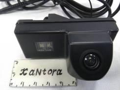 А4 Камера заднего хода в штатное место Toyota Land Cruiser 100 ,200