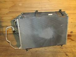 Радиатор кондиционера (конденсер) Peugeot 206