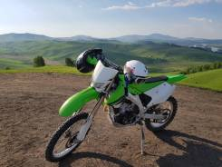 Kawasaki KLX, 2008
