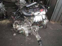 Двигатель в сборе. Mitsubishi Airtrek 4G63T