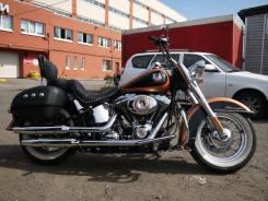 Harley-Davidson Softail Deluxe FLSTN, 2008