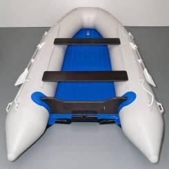 "Лодка ""Солар-380 Jet Tunnel""серый"
