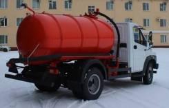 ГАЗ ГАЗон Next C41R13. Вакуумная машина ГАЗ NEXT (ассенизатор). Под заказ