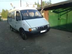 ГАЗ ГАЗель Микроавтобус, 2000