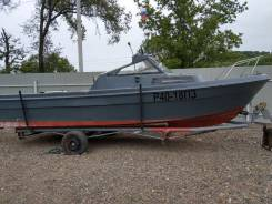 Продам катер. Yamaha Fisher 24