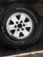 """Колёса Mitsubishi. 7.5x16"""" 6x139.70 ET-46 ЦО 67,1мм."""