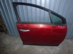 Дверь передняя правая Citroen C4