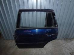 Дверь задняя левая Ford Mondeo 3 универсал