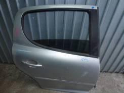 Дверь задняя правая Peugeot 207