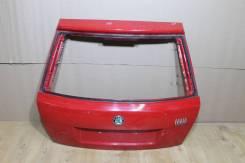 Дверь багажника Skoda Fabia (6Y) (1999-2007) [6Y0827023AF]