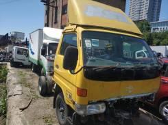 Toyota DYNA BU212 разбор по запчастям ДВС 15B во Владивостоке