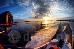 Аренда катера, активный отдых на воде, рыбалка