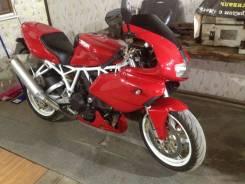 Ducati 900SS, 2002