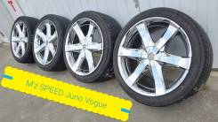 "245-40-19, M'z Speed juno vogue2, в наличии. 8.0/9.0x19"" 5x114.30 ET45/38 ЦО 73,1 мм."