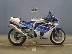 Мотоцикл Suzuki GSX400R, 1990 в разбор