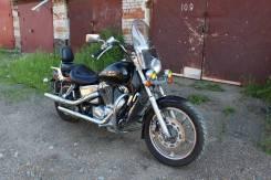 Honda Shadow Spirit 1100, 2001