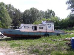 Теплоход КС-100