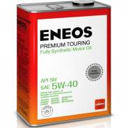Масло моторное Eneos Gasoline Synthetic Premium Touring SN 5w40 4л