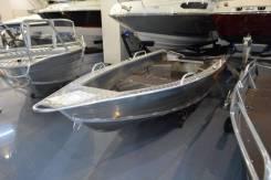 Рыболовная алюминиевая лодка Wellboat 37