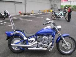 Yamaha XVS 400, 2002