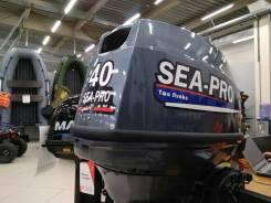 SEA-PRO T40S с водометной насадкой