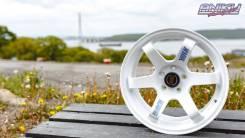 NEW! Комплект дисков Volk Racing TE37SL R16 8J ET+28 5*100 (D136A)