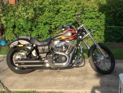 Harley-Davidson Dyna Wide Glide, 2015
