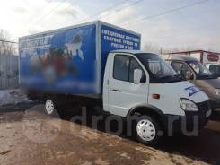 ГАЗ ГАЗель. Газель фургон в отличном состоянии 4.2 метра., 2 500куб. см., 1 500кг., 4x2