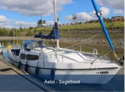 яхта Atlas 25